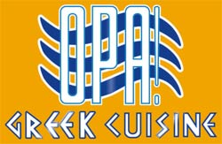 Opa! Greek Cuisine